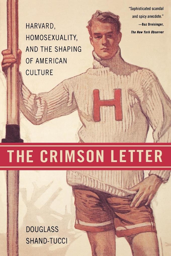 The Crimson Letter als Taschenbuch