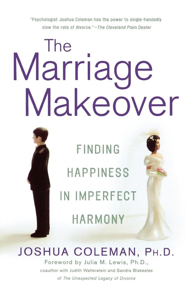 The Marriage Makeover als Taschenbuch