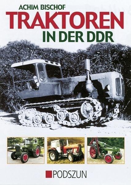 Traktoren in der DDR als Buch