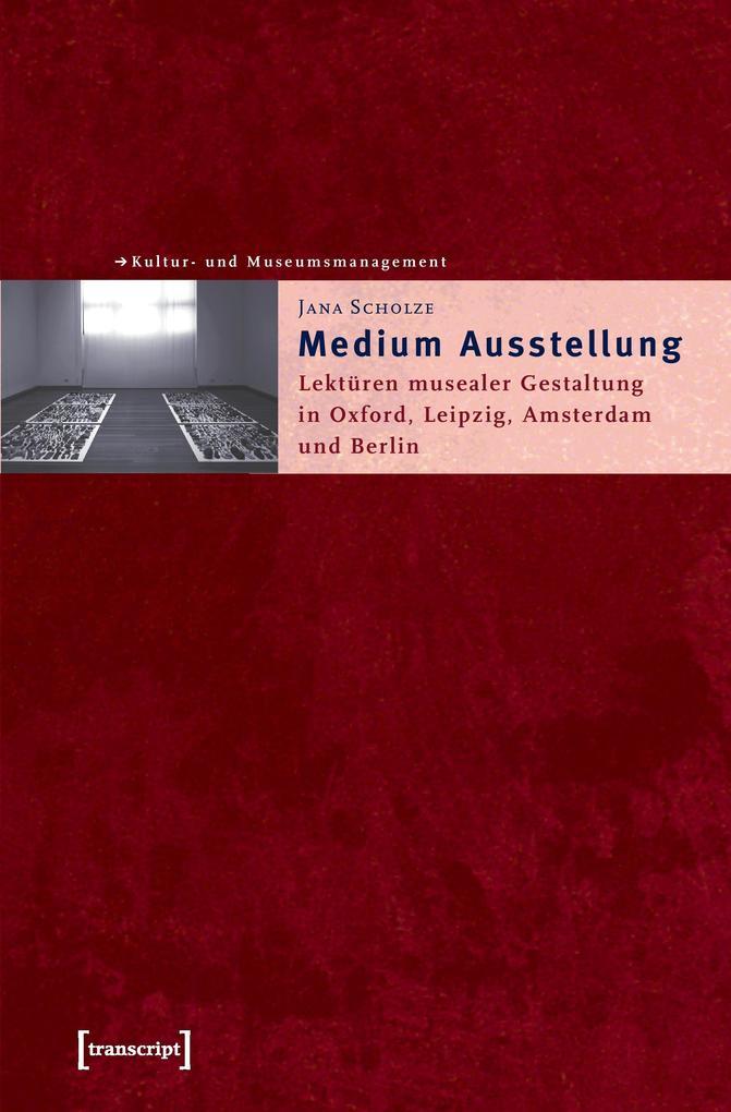 Medium Ausstellung als Buch