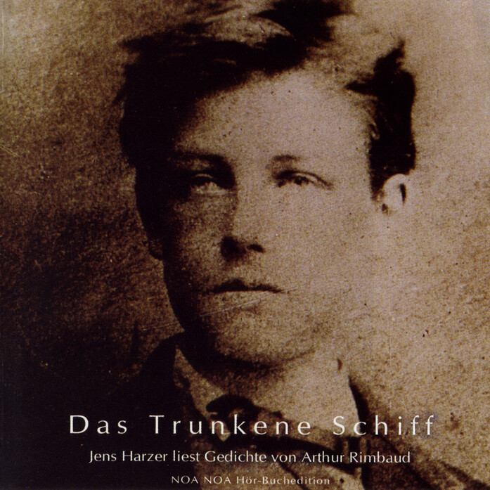 Das Trunkene Schiff. CD als Hörbuch CD