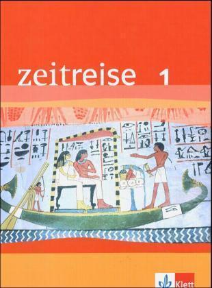 Zeitreise. Geschichte 1. Nordrhein-Westfalen. Neubearbeitung als Buch