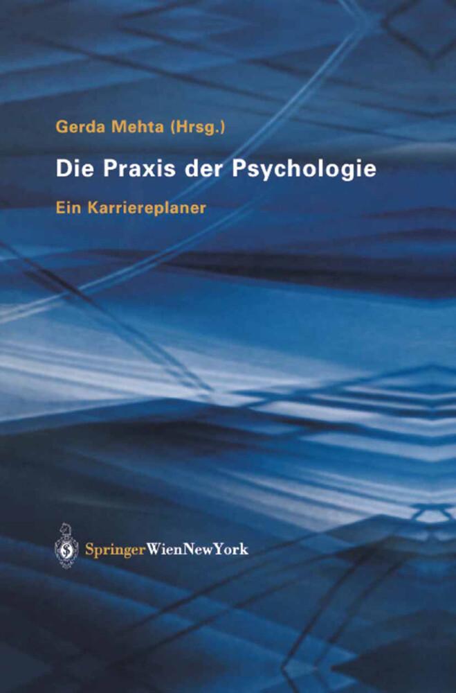 Die Praxis der Psychologie als Buch