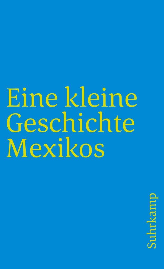 Eine kleine Geschichte Mexikos als Taschenbuch