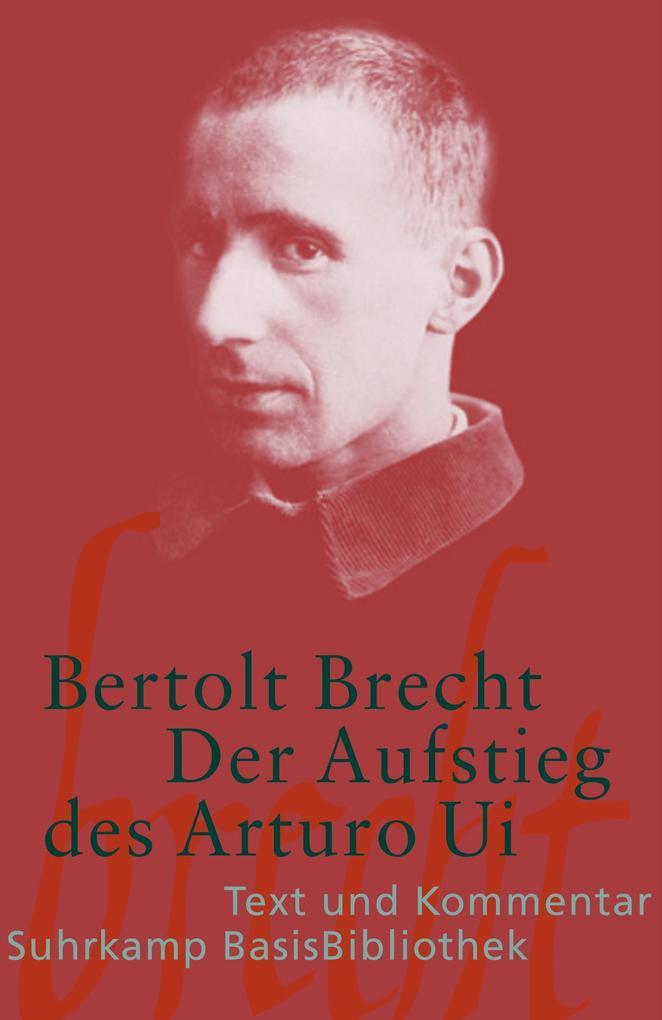Der Aufstieg des Arturo Ui als Taschenbuch