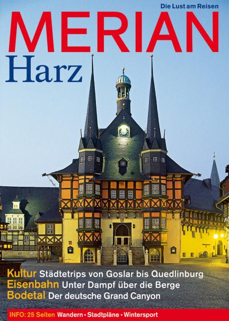 MERIAN Harz als Buch