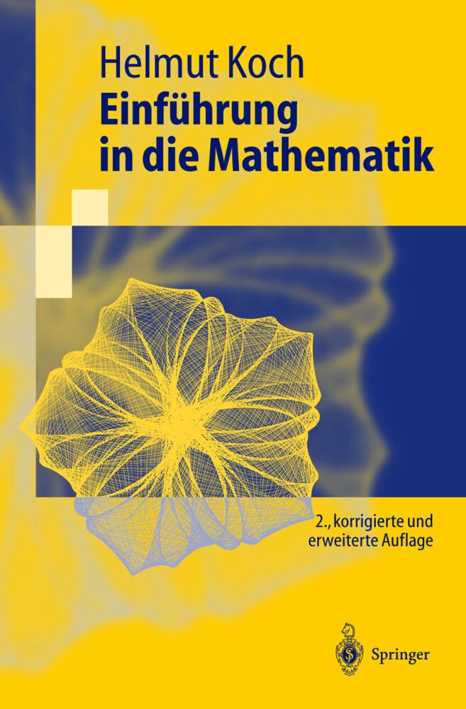 Einführung in die Mathematik als Buch