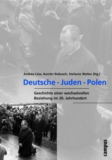 Deutsche - Juden - Polen als Buch