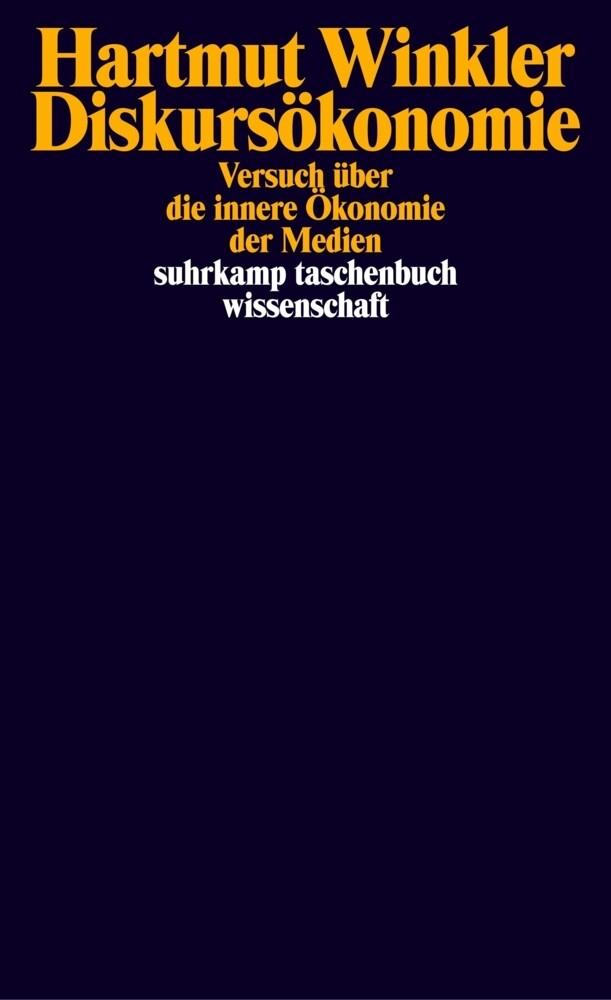 Diskursökonomie als Taschenbuch