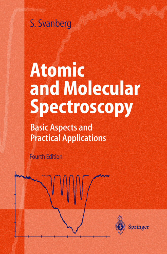 Atomic and Molecular Spectroscopy als Buch