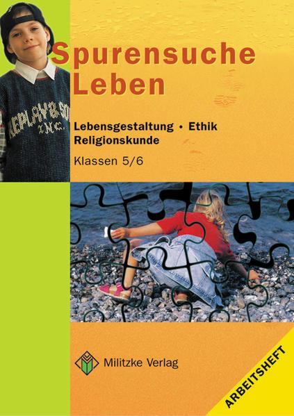 Spurensuche Leben. Arbeitsheft. Klassen 5/6. Brandenburg als Buch