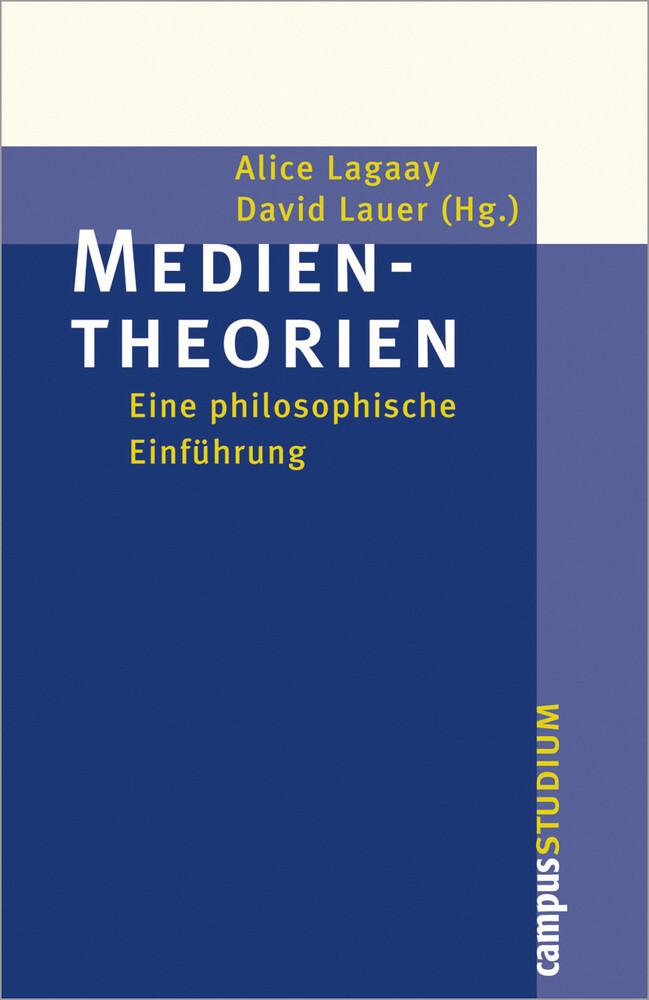 Medientheorien als Buch