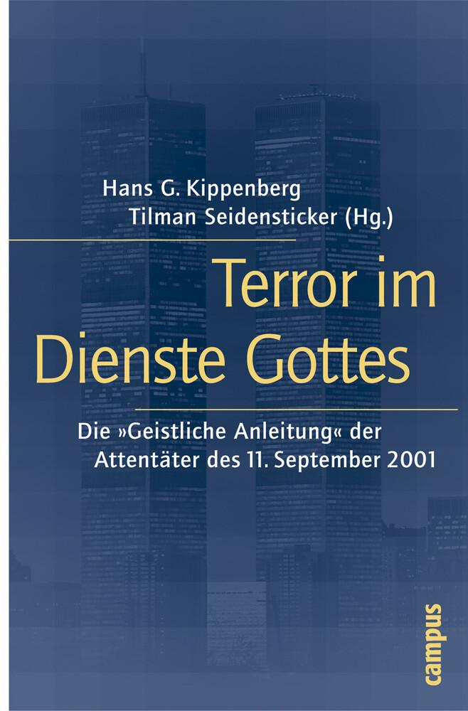 Terror im Dienste Gottes als Buch