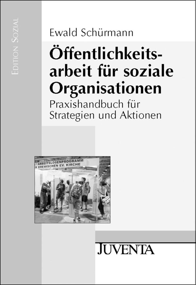 Öffentlichkeitsarbeit für soziale Organisationen als Buch