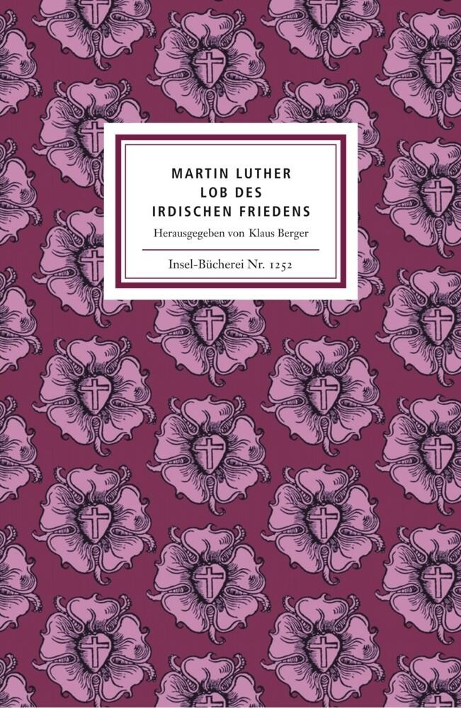 Lob des irdischen Friedens als Buch