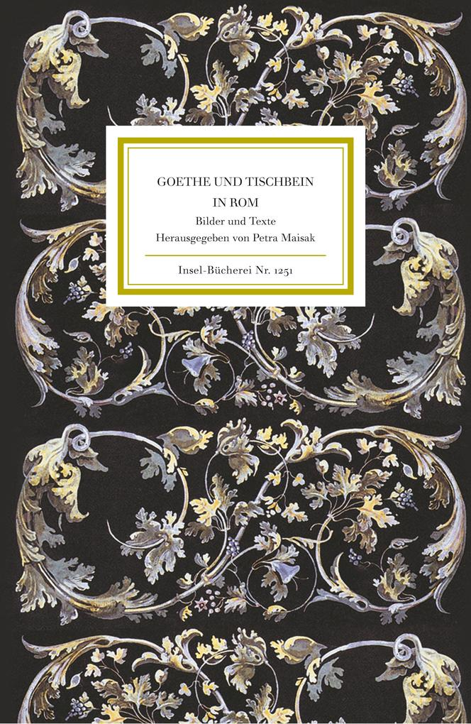 Goethe und Tischbein in Rom als Buch