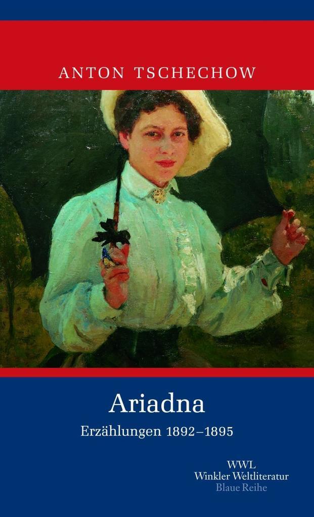 Ariadna als Buch