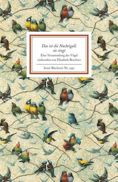 """""""Das ist die Nachtigall, sie singt"""" als Buch"""