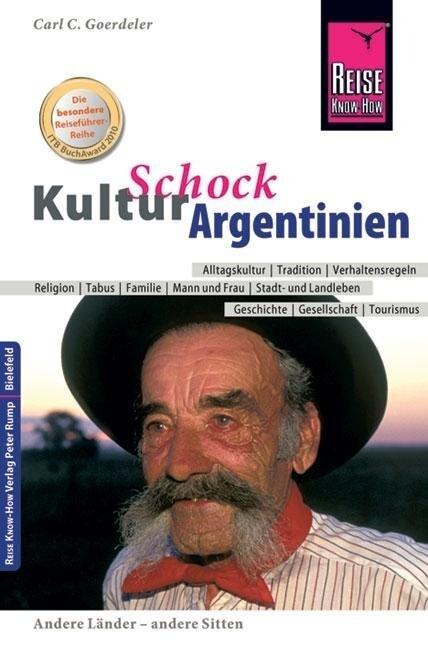 KulturSchock Argentinien als Buch