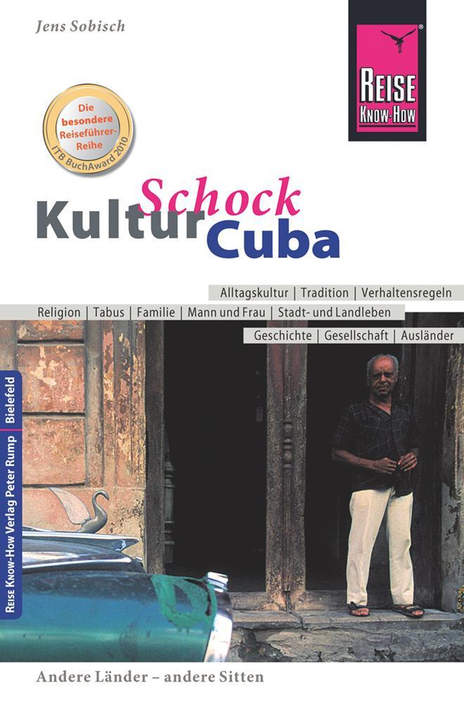 Reise Know-How KulturSchock Cuba als Buch