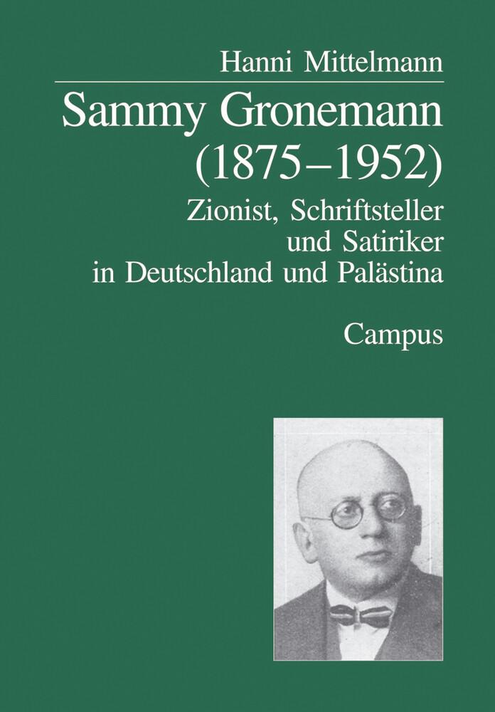 Sammy Gronemann (1875 - 1952) als Buch