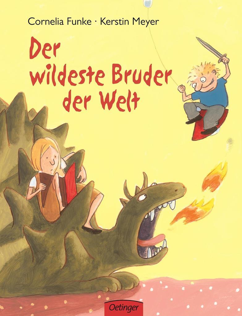 Der wildeste Bruder der Welt als Buch