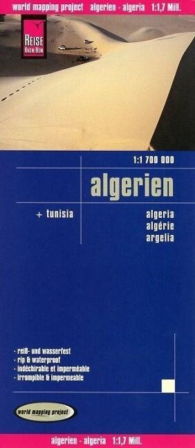 Algerien, Tunesien 1 :1 700 000 als Buch