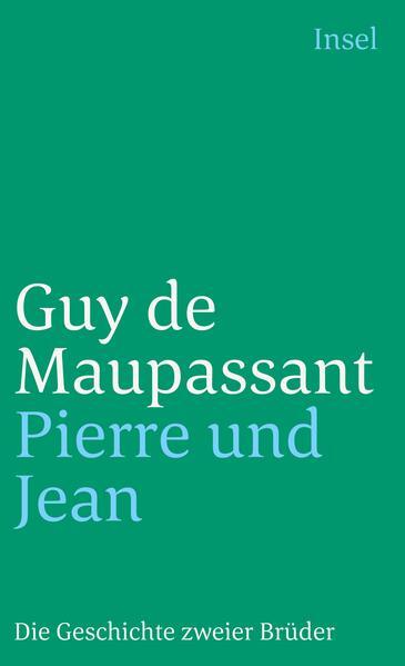 Pierre und Jean als Taschenbuch