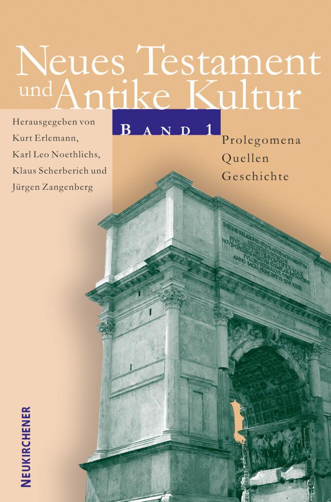 Neues Testament und Antike Kultur 1 als Buch