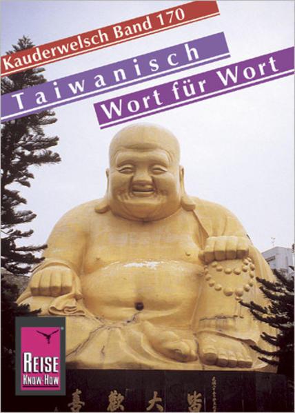 Taiwanisch Wort für Wort. Kauderwelsch als Buch