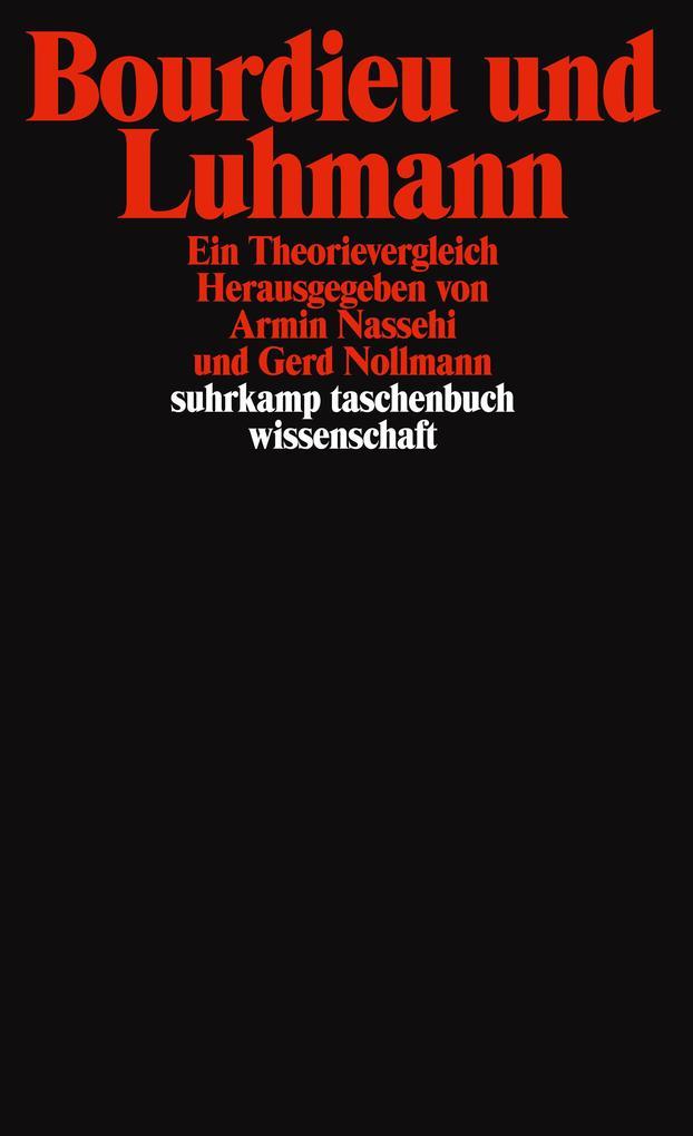 Bourdieu und Luhmann als Taschenbuch