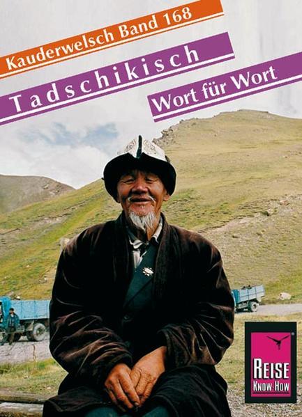 Tadschikisch Wort für Wort. Kauderwelsch als Buch