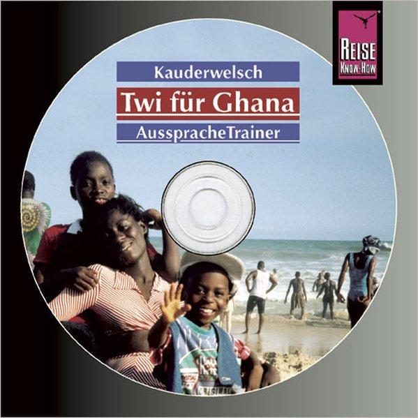 Twi für Ghana. Kauderwelsch AusspracheTrainer. CD als Hörbuch