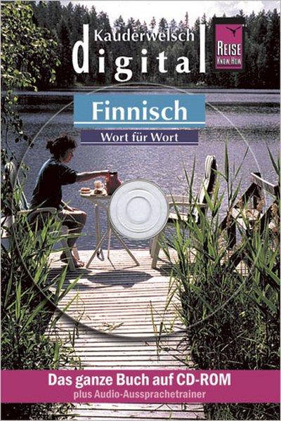 Finnisch Wort für Wort. Kauderwelsch digital. CD-ROM. ab Win 98SE oder MacOS als Software