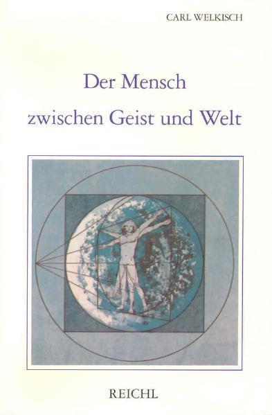 Der Mensch zwischen Geist und Welt als Buch