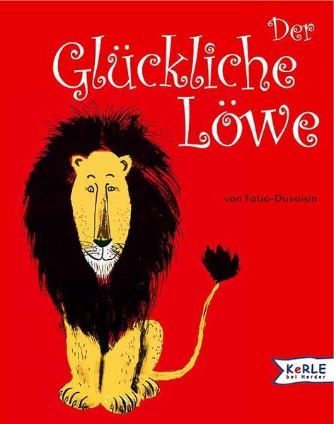 Der Glückliche Löwe als Buch