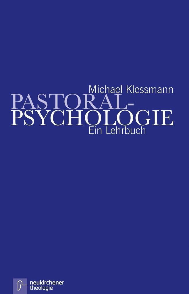 Pastoral - Psychologie als Buch