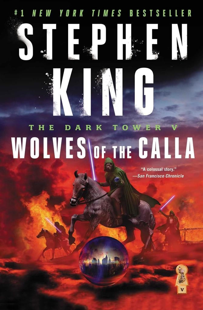 WOLVES OF THE CALLA als Buch