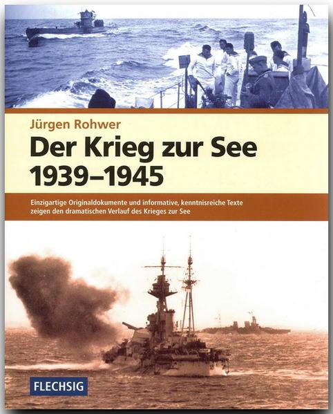 Der Krieg zur See 1939 - 1945 als Buch