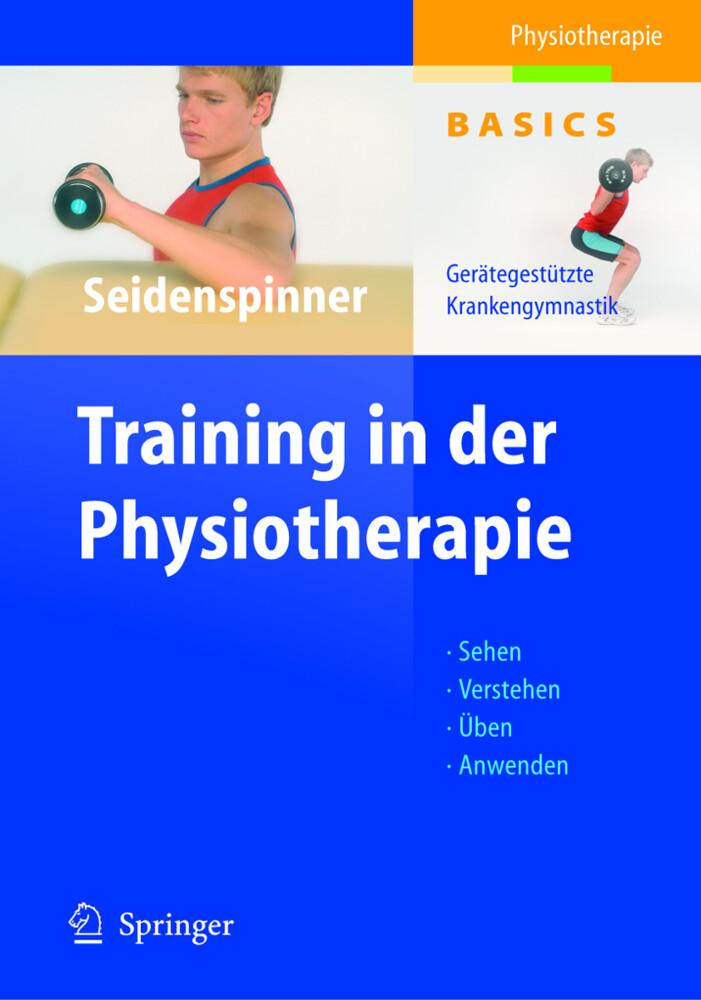 Training in der Physiotherapie als Buch