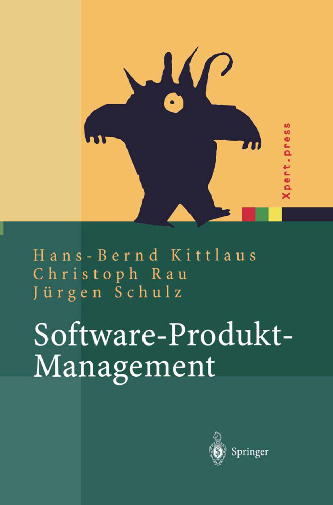 Software-Produkt-Management als Buch