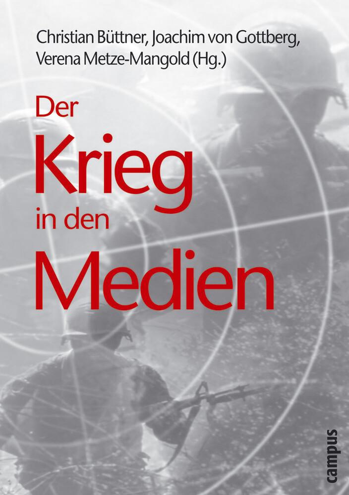 Der Krieg in den Medien als Buch (kartoniert)