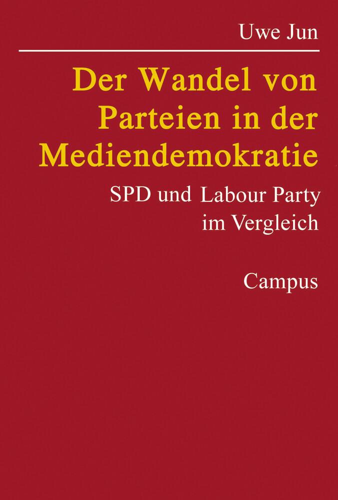 Der Wandel von Parteien in der Mediendemokratie als Buch
