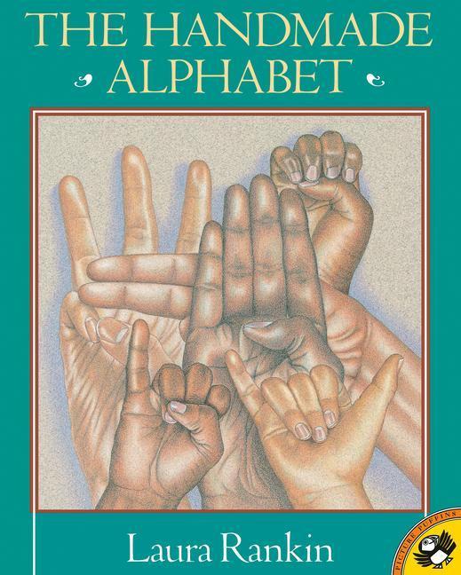 The Handmade Alphabet als Taschenbuch