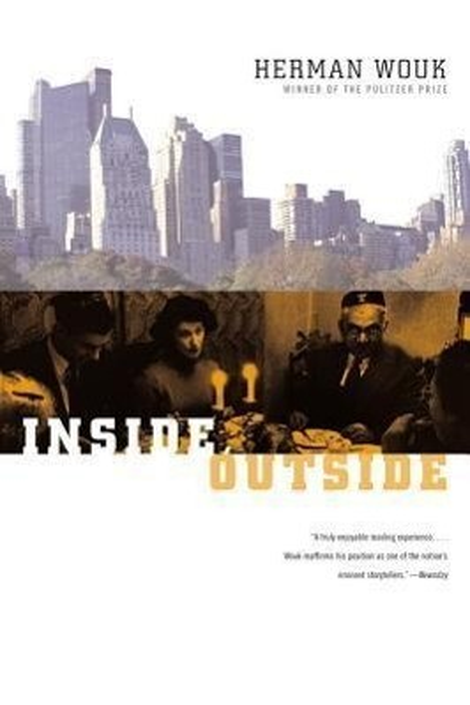 Inside, Outside als Taschenbuch