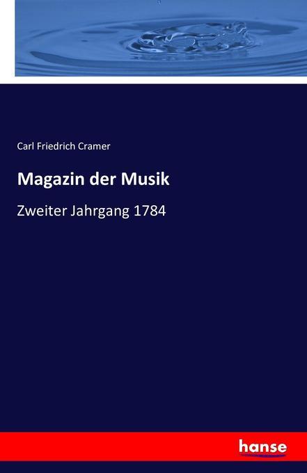 Magazin der Musik als Buch von