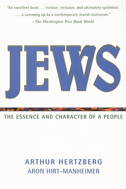 Jews: The Essence and Character of a People als Taschenbuch