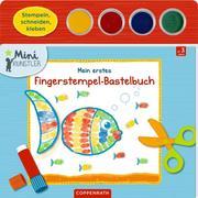 Mein erstes Fingerstempel-Bastelbuch