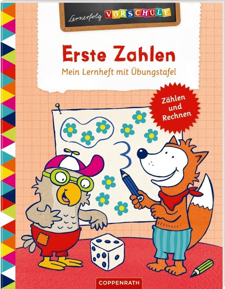 Erste Zahlen als Buch von Birgitt Carstens