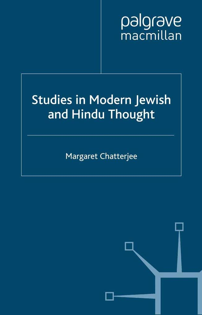 Studies in Modern Jewish and Hindu Thought als ...